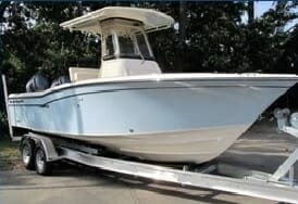 10KHD boat trailer for sale