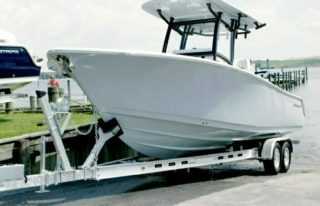 14KHD boat trailer for sale