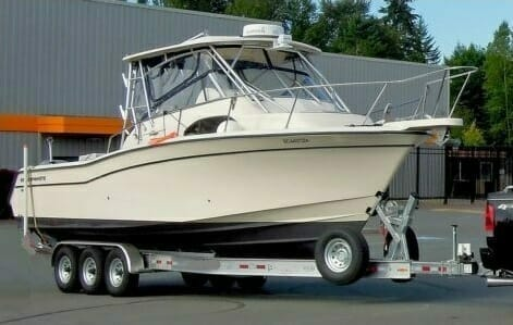 18KHD Boat Trailer For Sale