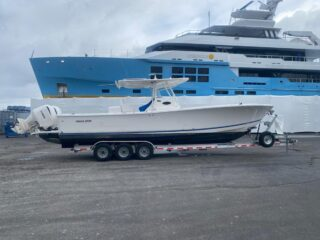 21khd new boat trailer for sale